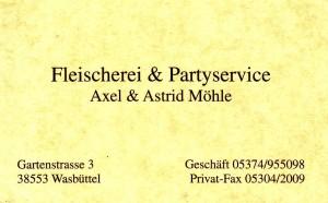 Fleischerei und Partyservice Moehle