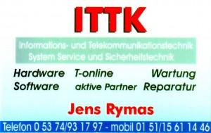 ITTK Jens Rymas