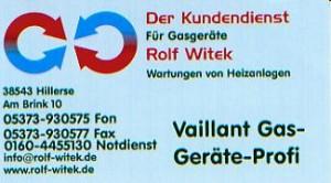 Rolf Witek